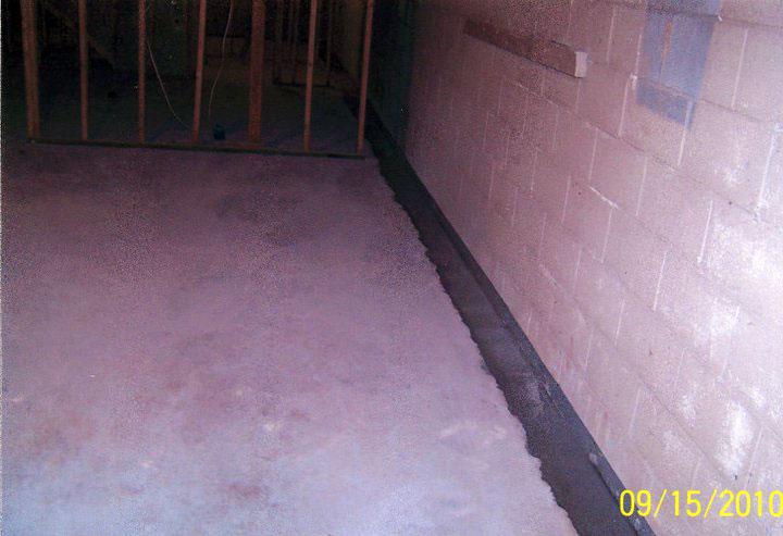 Atlanta Basement Crawlspace Waterproofing - Blacks Waterproofing